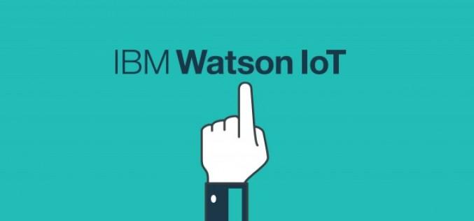 Автомобили, уреди и IoT устройства стават POS терминали с Watson Internet of Things