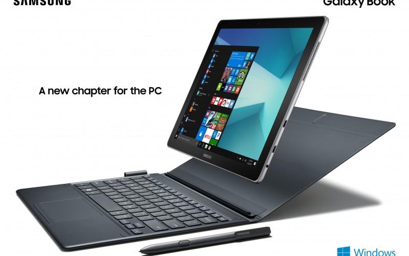 Новите таблети Samsung Galaxy Tab S3 и Galaxy Book