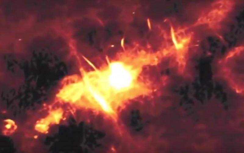 Глобален телескоп може би ще види хоризонта на събитие на гигантска черна дупка в нашата галактика
