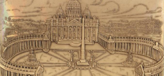 Технологии на Canon съхраняват ръкописи на Ватикана