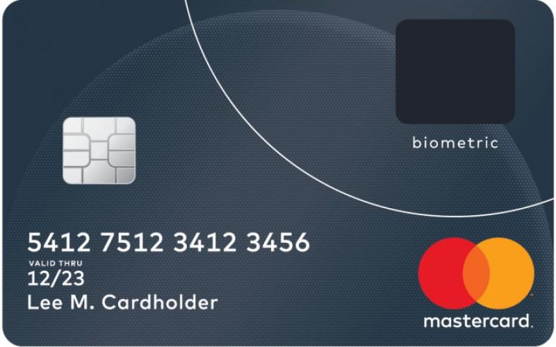 MasterCard вгражда четец на пръстови отпечатъци в картите си