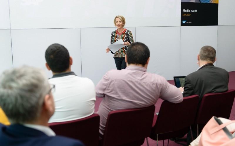 SAP регистрира ръст във всички направления на бизнеса си в България