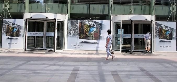 Първата в България OLED изложба организираха в София
