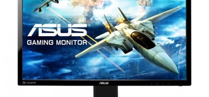 Гейминг монитор Asus VG248QE с ултрагладки изображения
