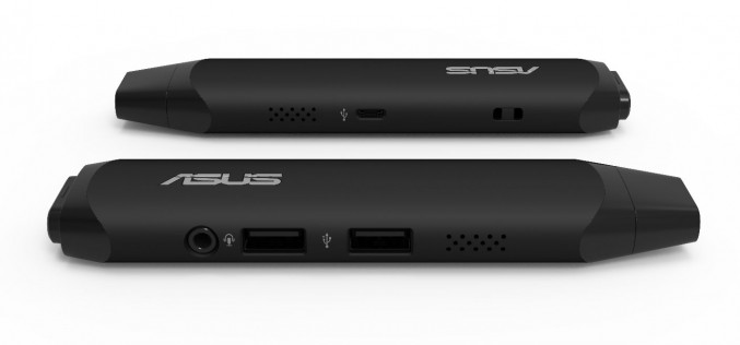 Asus VivoStick PC TS10 – мощта на персонален компютър в джоба ви