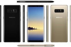Пълните спецификации на Samsung Galaxy Note 8 се появиха в мрежата