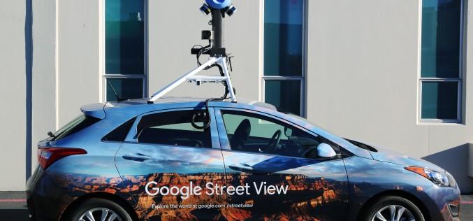 Google пуска нови камери за Street View за пръв път от 8 години насам