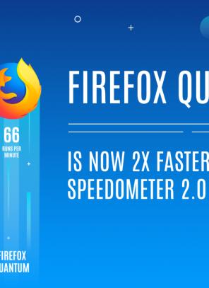 Новият Firefox Quantum е още по-бърз и с най-много промени от 2004 г. насам