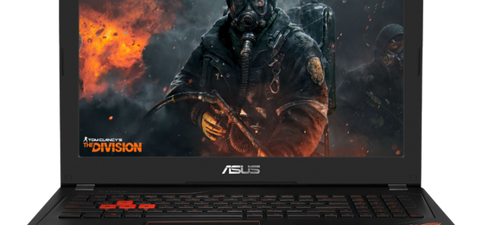 Ревю на геймърски лаптоп ASUS ROG Strix GL502