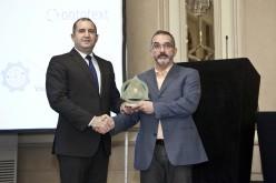 Българската софтуерна компания Онтотекст получи награда за иновативно предприятие на годината