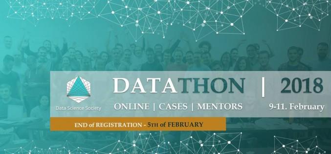 Българската софтуерна компания Онтотекст ще подкрепи Datathon за втора поредна година