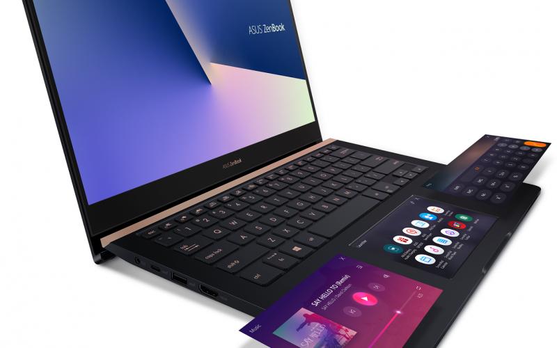 ASUS представи на IFA 2018 нови ZenBook лаптопи