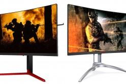 Геймърските дисплеи AOC AGON 3 скоро ще са в продажба