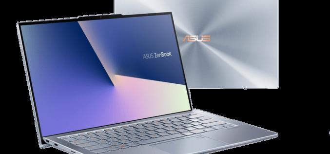 ASUS обяви новите ZenBook 13/14/15 и ексклузивния ZenBook Edition 30