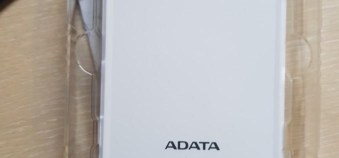 Ревю на външен диск ADATA HV620S
