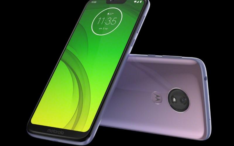 Motorola представи новата си серия смартфони moto g7