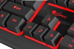 Мембранната клавиатура от Genesis: Rhod 400 за най-капризните потребители