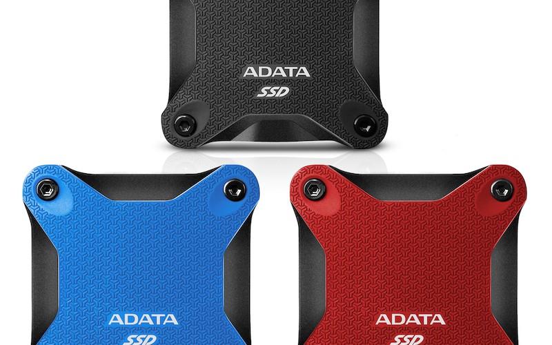 ADATA анонсира SD600Q външен SSD диск
