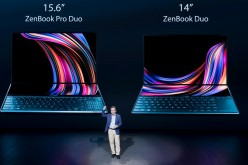 ASUS представя ZenBook Pro Duo (UX581) с революционния ScreenPad Plus