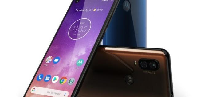 Motorola one vision: подчини нощта