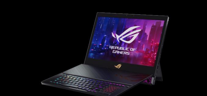ASUS представя обновената си линия ROG гейминг лаптопи