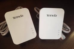 Ревю на Powerline адаптер Tenda PH3