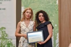"""Теленор с първа награда за екологичната си политика в конкурса """"Найзелените компании в България"""""""