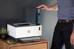 HP дебютира с първия в света лазерен принтер без касети
