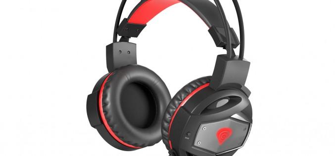Genesis: Геймърски слушалки на приемлива цена