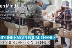 Теленор открива нови позиции за хора с увреждания в петото издание на Open Mind