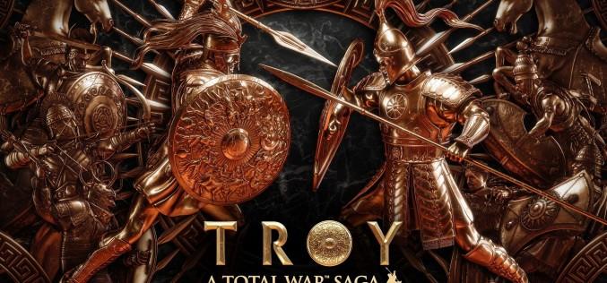 Creative Assembly Sofia анонсира първото си самостоятелно заглавие: Total War Saga: Troy