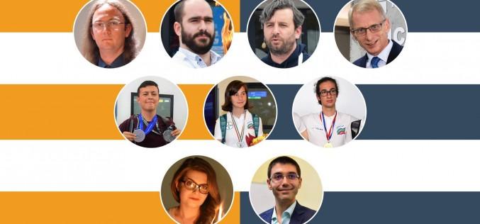 Известни лектори и медалисти излизат на една сцена в подкрепа на олимпийците по природни науки