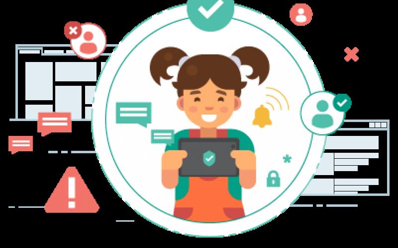 Доверявайте се, но проверявайте: приложения помагат на родителите да опазят децата си от заплахите в интернет