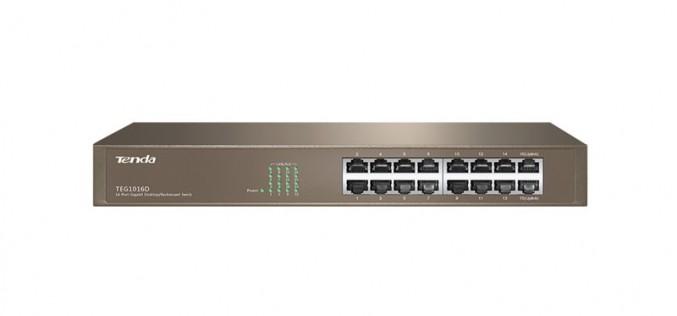 Новият суич Тенда TEG1016D осигурява сигурен и достъпен ъпгрейд на мрежата (Ревю)