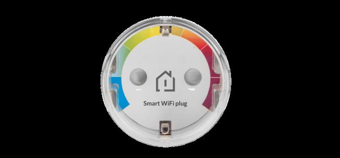 Достъпен WiFi смарт контакт от Lanberg