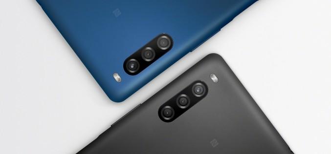 Новата Xperia L4 е част от базовата серия на Sony и идва с 21:9 екран и изчистен дизайн