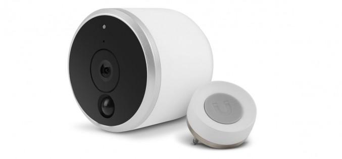 WiFi безжична външна смарт камера от Lanberg