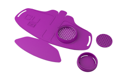 Апел към собствениците на 3D принтери – принтирайте маски и шлемове за болниците