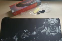 Ревю на гейминг подложката Genesis Boron 500 XXL RGB