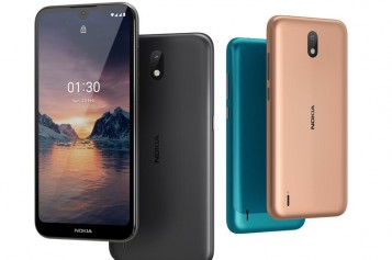 Nokia 1.3 вече е наличен в България – по-бързо и надеждно смартфон преживяване с Android 10 (версия Go)