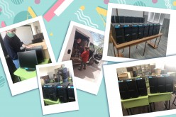 Теленор дари още над 50 компютъра на училища в областите Монтана и Русе