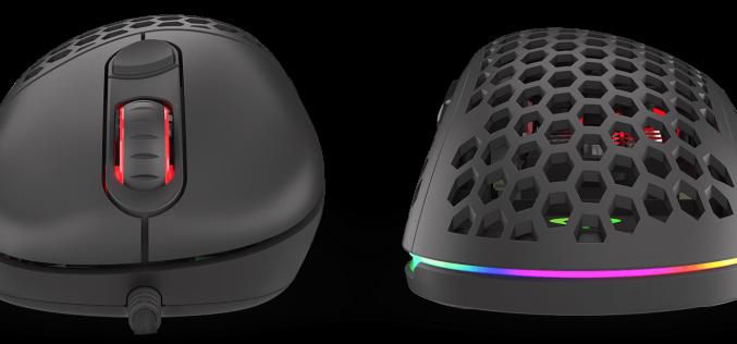 Xenon 800 – висок клас гейминг мишка от Genesis
