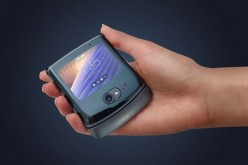 Motorola представи новия си телефон razr 5G