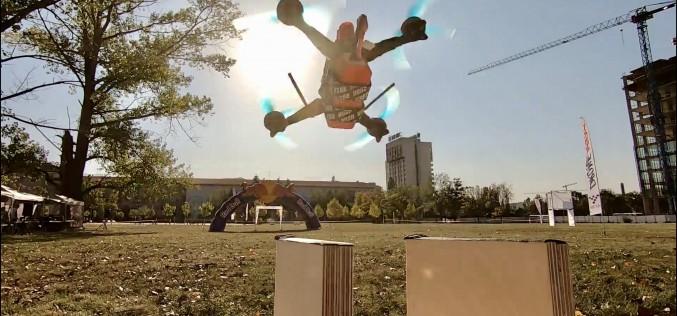 Рекорден брой участници и оспорван финал в дрон състезанието Drone ARENA MultiGP 2020
