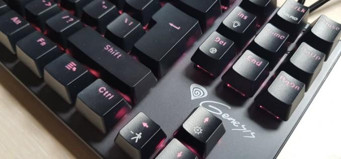 Ревю на геймърската клавиатура Thor 300 TKL RGB