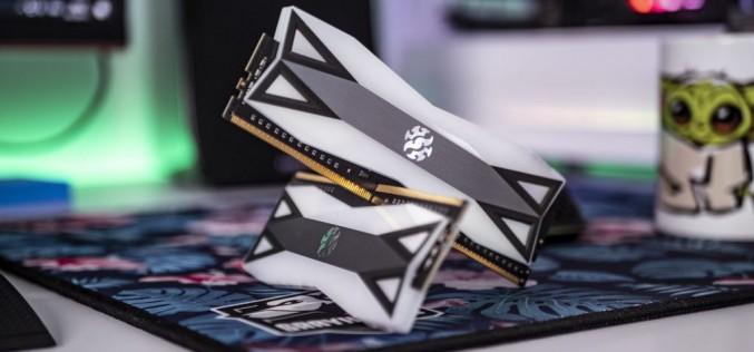 ADATA D60G – красива и бърза RAM