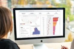Аналитичната система Tableau допълва анализите с нови възможности на вградения изкуствен интелект