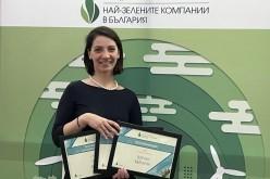 """Теленор България е """"Най-зелена компания"""" в сектор телекомуникации за четвърти път"""
