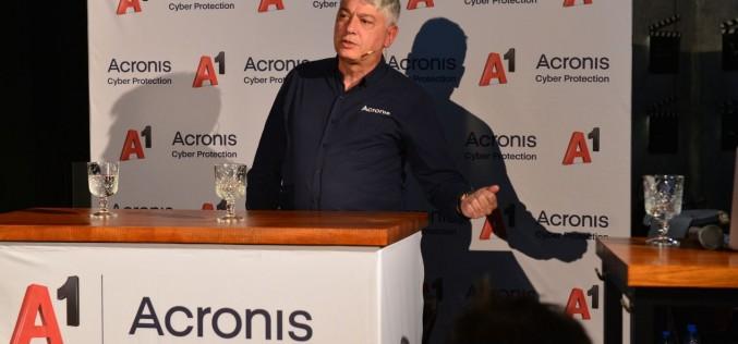 A1 и Acronis обявиха партньорство за старта на Acronis Cloud Data Center в София