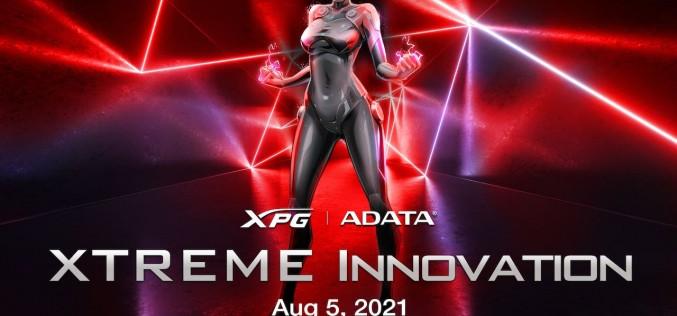 ADATA ще обяви нови продукти в специален стрийм